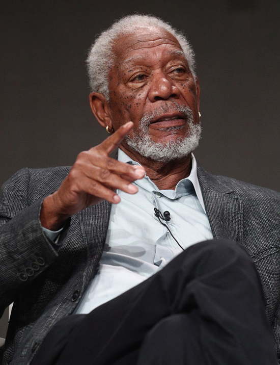 Russia Declares War On Morgan Freeman GettyImages 822568066 re size