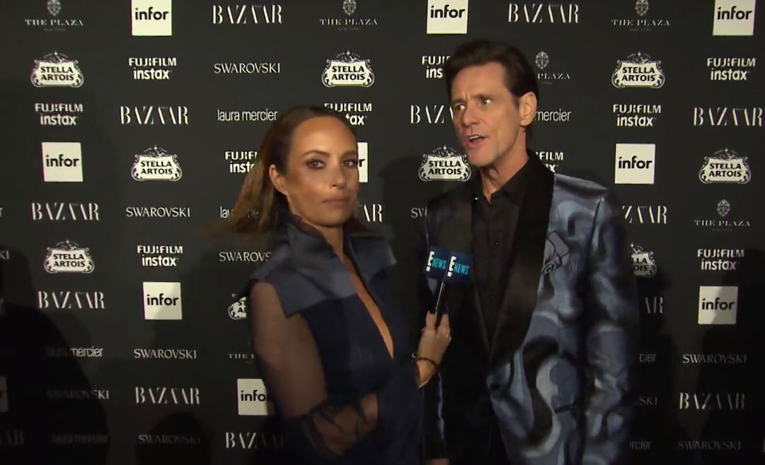 Everyone Is Worried About Jim Carrey After Bizarre Interview