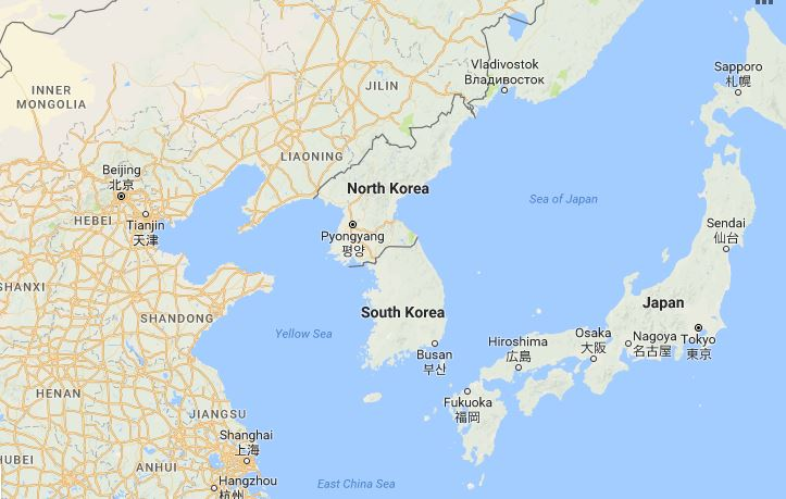 South Korea To Deploy Most Powerful Us Tactical Weapons In Response Koreamaps