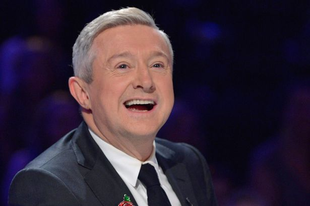louis walsh itv x factor