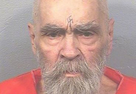 Charles Manson Leaves Entire Estate To His Pen Pal Manson2