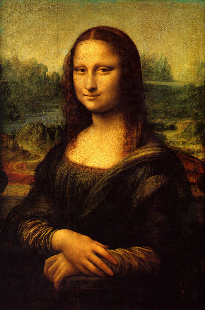 Theres A Version Of The Mona Lisa With No Clothes On Mona Lisa resize