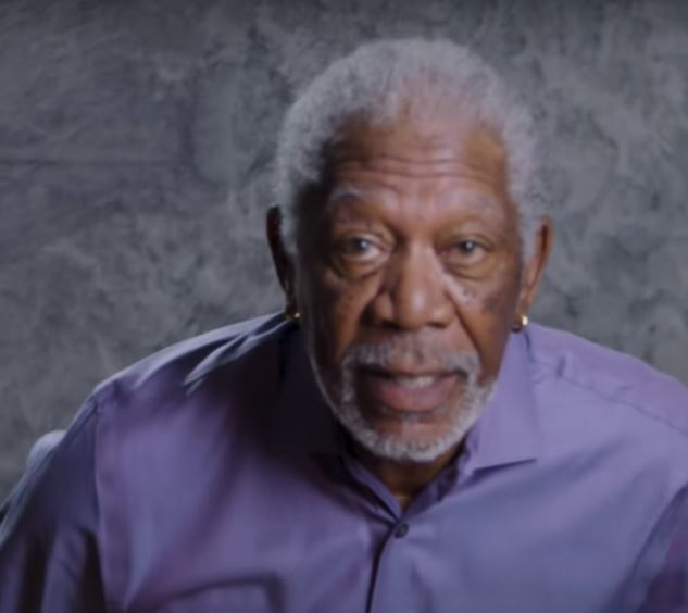 Russia Declares War On Morgan Freeman Morgan Freeman snip