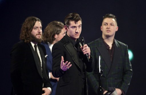 Arctic Monkeys Announce First Tour Dates Of 2018 PA 19066679