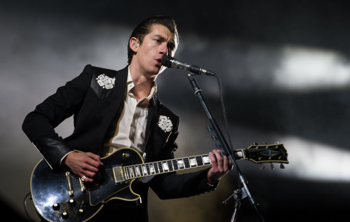 Arctic Monkeys Announce First Tour Dates Of 2018 PA 20720099