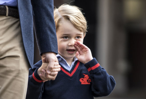 Christians Should Pray For Prince George To Be Gay, Says Senior Vicar PA 32688941 1