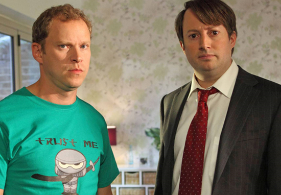jeremy and mark in peep show