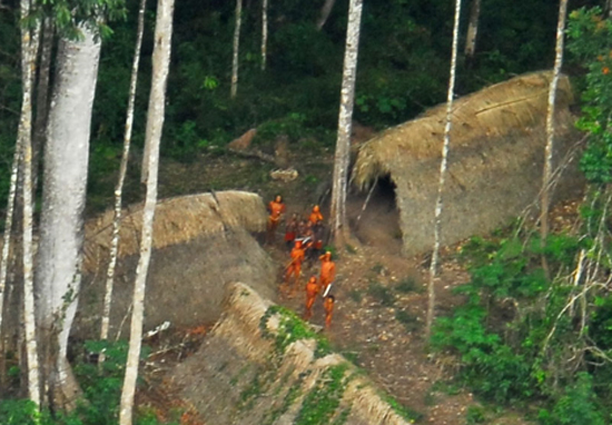 Uncontacted Brazilian Tribe Members Massacred By Gold Miners Uncontacted Tribe A