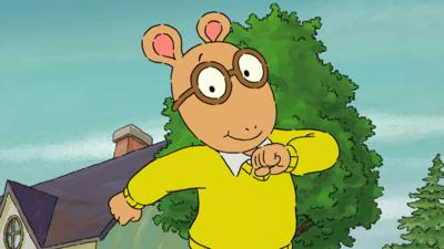 Kids TV Show Arthur Once Parodied South Park And No One Noticed arthur walk