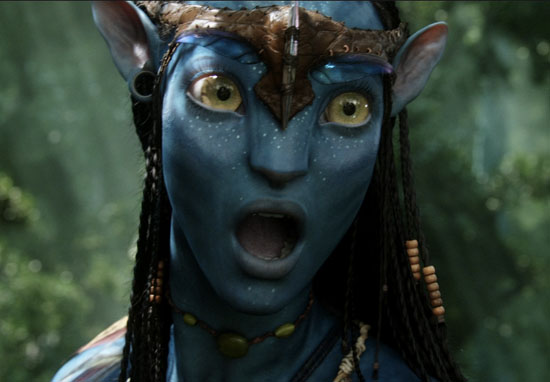 The Queen in Avatar