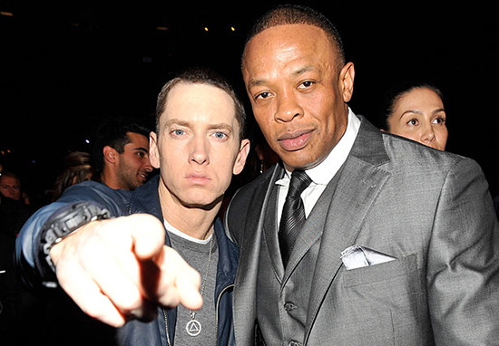Eminem Has Music With Dr Dre Coming Out Soon dre eminem bodied web