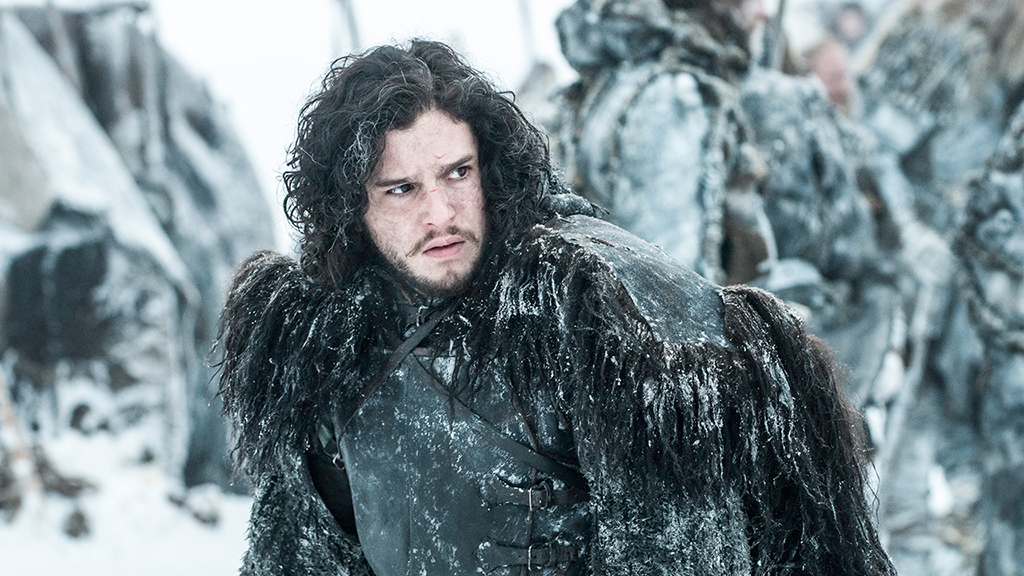 Jon Snow in GOT