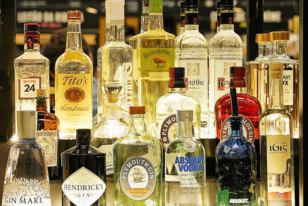 The UK Is Now Officially The Gin Capital Of The World gin 2661118 1920 1048x700