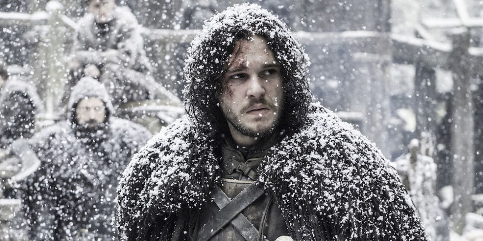 Northerners Turn The Heating Up Before People In The South Of England got jon snow hbo
