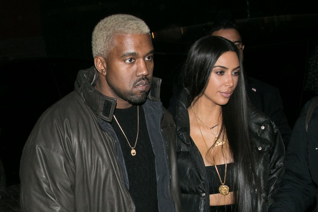 Kim And Kanye Sell Home For Record Fee kanye 02 GettyImages 635354698