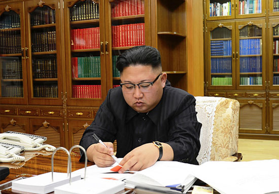 Donald Trump Has Declared War On North Korea, Says Foreign Minister kim web 1