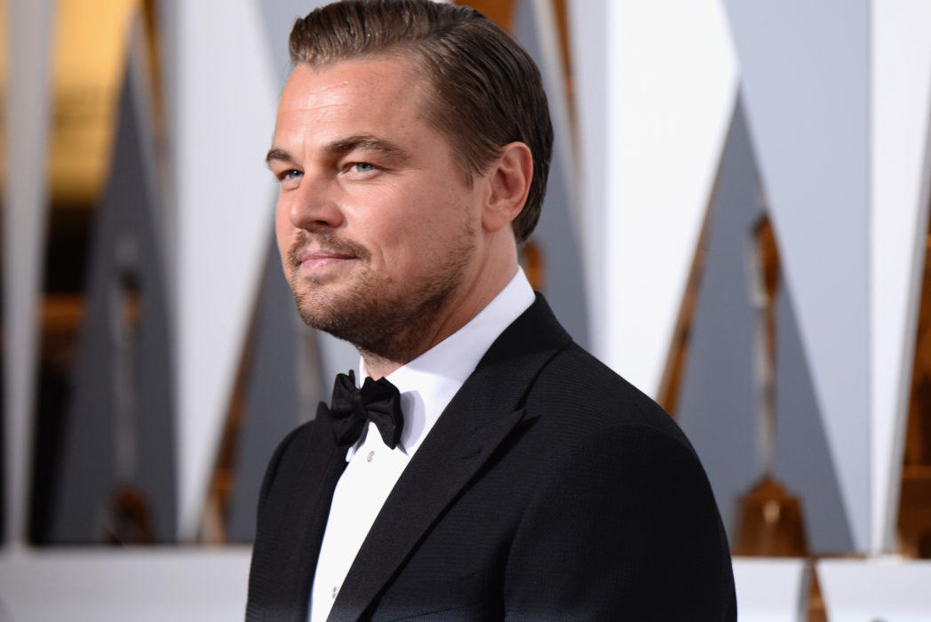 Leonardo DiCaprio, actor and Leonardo DiCaprio Foundation founder, attends the 88th Annual Academy Awards