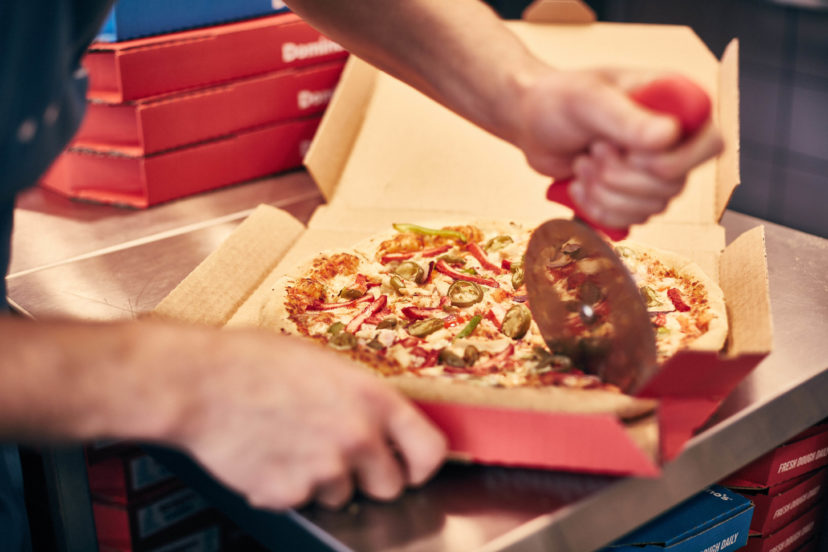 Half Of Brits Suffer From Food Envy, Study Says pizza