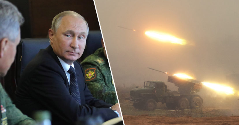 Russia Threatens US With New Advanced Weapons