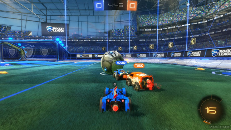 Cross Platform Play Between PlayStation 4 And Xbox One Switched On rocket league 2