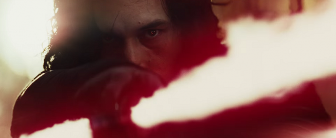 Brand New Star Wars The Last Jedi Trailer Just Dropped And Its Incredible star wars the last jedi trailer breakdown analysis kylo ren adam driver