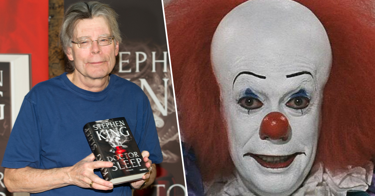 The Truth Behind Dark Reason Stephen King Began Writing Horror stephen king thumby