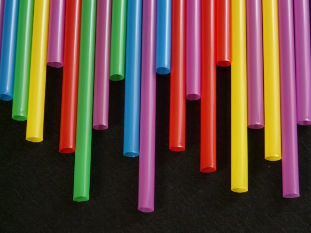 Straws are damaging the environment.