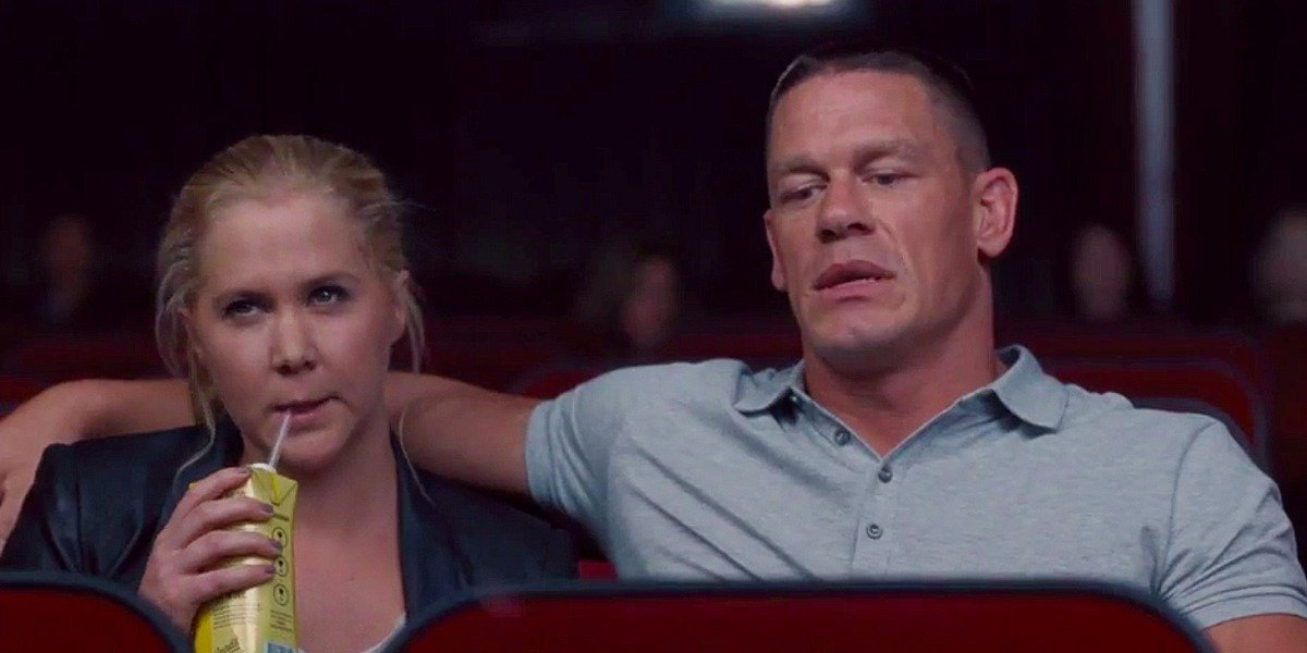 John Cena And Jackie Chan To Star In Huge Action Movie Together trainwreck john cena universal 2