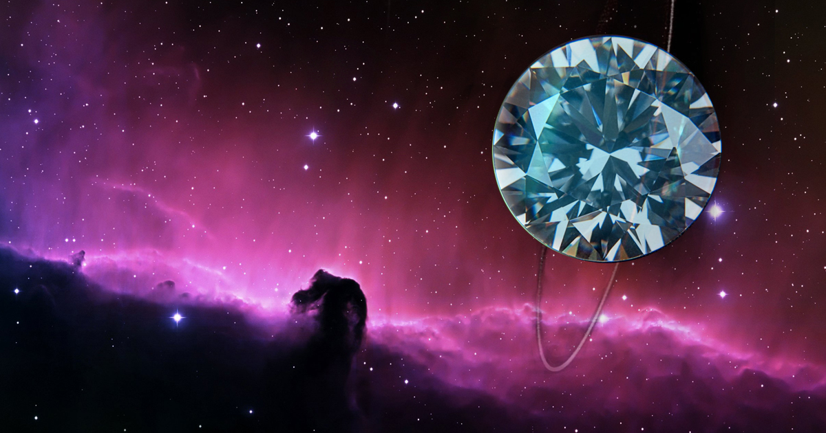 Uranus Is Probably Full Of Giant Diamonds