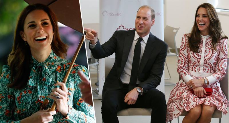 Everyone Is Making The Same Joke About Why Prince William Got Kate Pregnant Now wills thumby