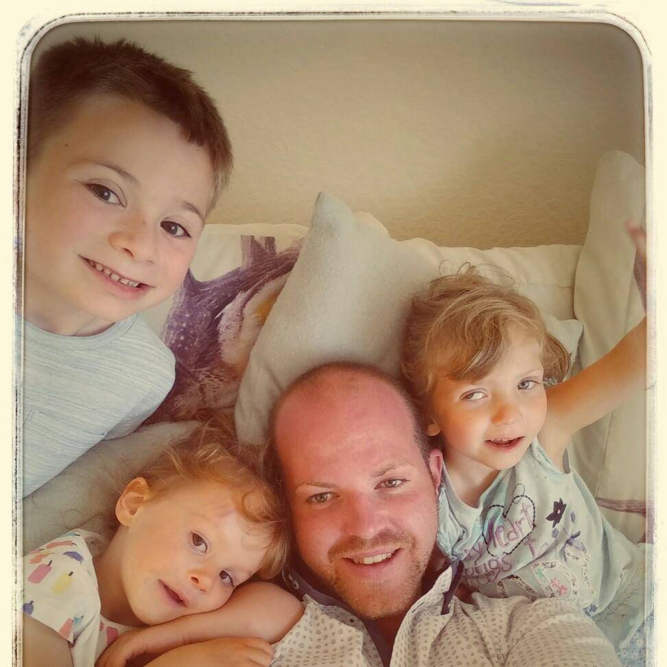 Single Gay Father Named Super Dad After Adopting Four Disabled Children 11722661 10152918002676356 435806731766808810 o