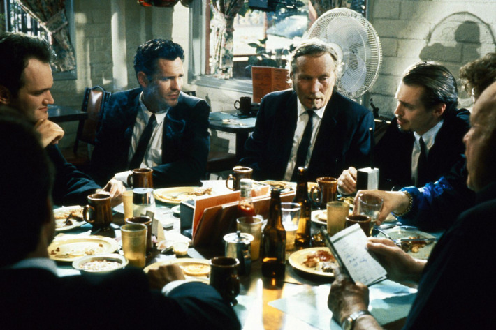 reservoir dogs kinox