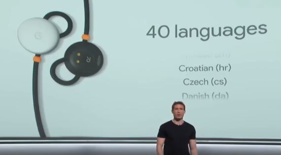 Googles New Headphones Translate Foreign Languages In Real Time - Revolutionary ear device translates foreign languages real time