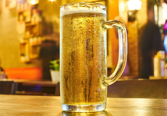 Brits Are Creatures Of Habit When They Travel, Study Finds Beer front