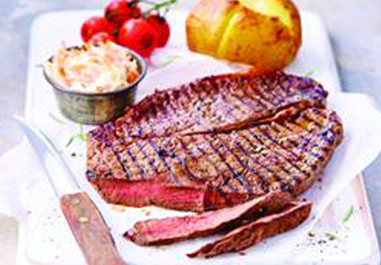 Aldis Huge Big Daddy Steak Is Coming Back This Weekend Big steak A