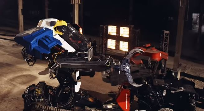 America And Japans Giant Robot Fight Was Absolutely Brilliant Capture 4