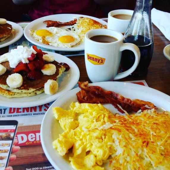 American Diner Dennys Coming To Uk