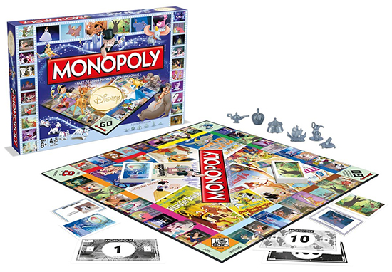 Disney Monopoly Is Here In Time For Christmas Disney Monopoly 2