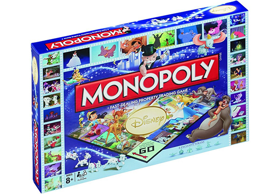 Disney Monopoly Is Here In Time For Christmas Disney Monopoly