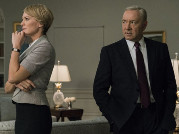Netflix Working On House Of Cards Spin Offs Frank and Claire 624x468