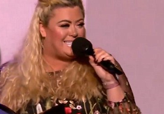 Gemma Collins Accused Of Photoshopping Dramatic Weight Loss Pic Gemma Collins Fall A
