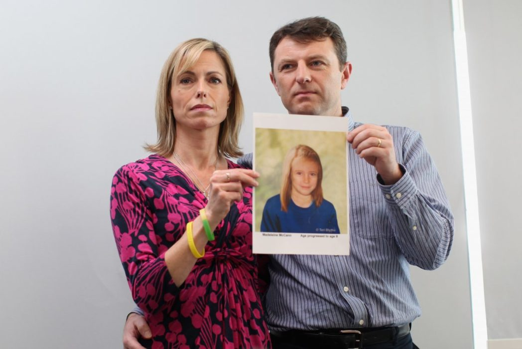 Man Who Dressed As Madeleine McCann Responds To Massive Backlash Getty 8 1048x700