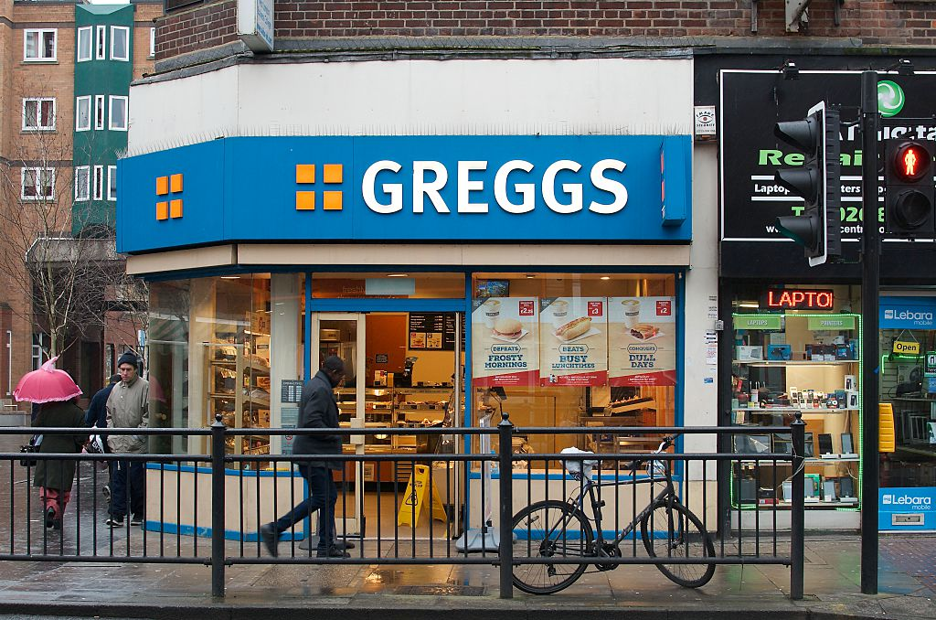 PETA Has Demanded Greggs Start Making Vegan Sausage Rolls Getty Greggs