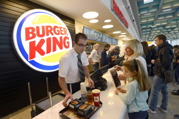 Burger King Giving Away Free Burgers If You Dress As Killer Clown GettyImages 158634008
