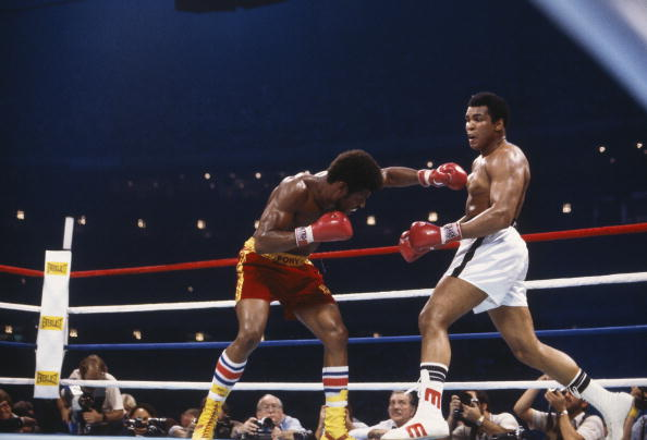 Muhammad Ali Voted Greatest Boxer Of All Time GettyImages 52286228