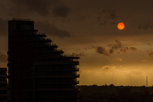 Urgent Health Warning As Deadly Red Sun Set To Return Tomorrow