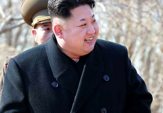 North Korean Cheerleaders Reaction To Kim Jong Un Look a Like Is Amazing Kim Jong Un Coat A