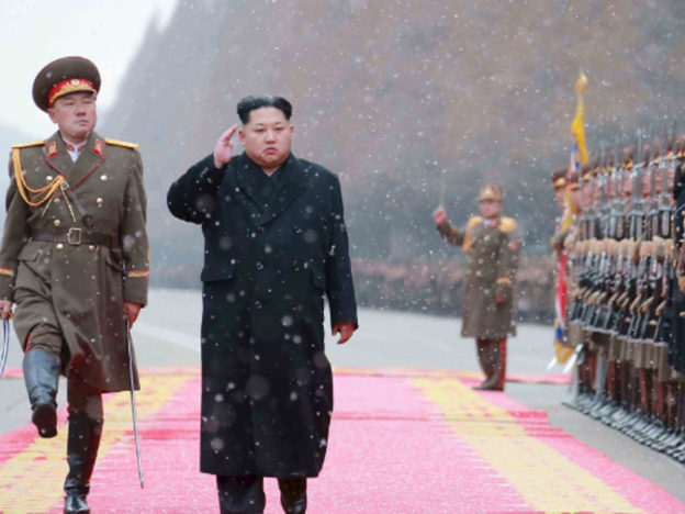 New North Korean Weapon Could Kill 90% Of Americans Expert Warns Kim snow 1 624x468