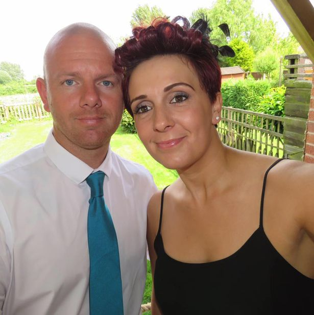 Brit Couple Who Took Sex Act Wedding Photo Now In Serious Trouble Mandy Jackson
