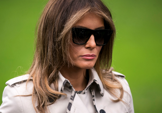 Theres Been A New Twist In The Melania Body Double Conspiracy Melania A